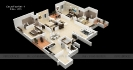 BR Odyssey Floor Plan